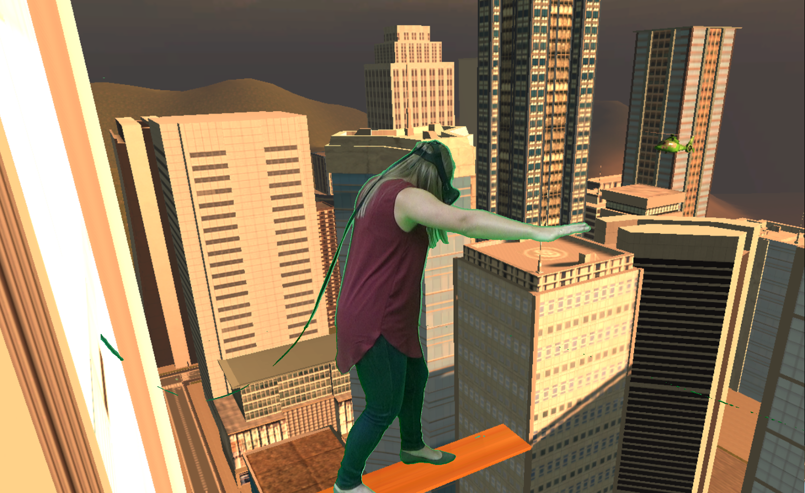 Virtual Reality and the Brave New World of Storytelling